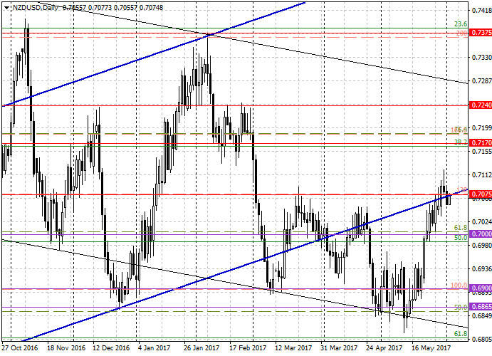 NZD/USD: general review