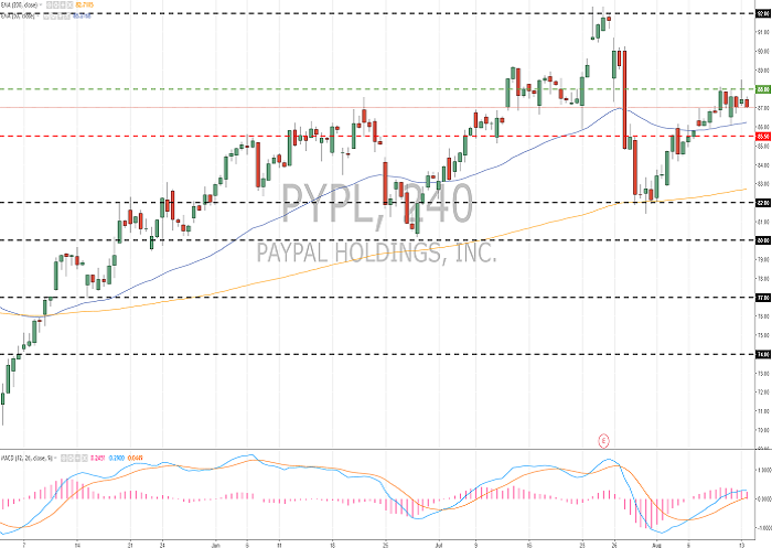 PayPal Holdings Inc. (PYPL/NASD): general analysis