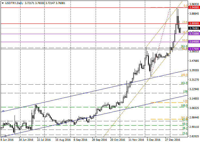 USD/TRY: general review