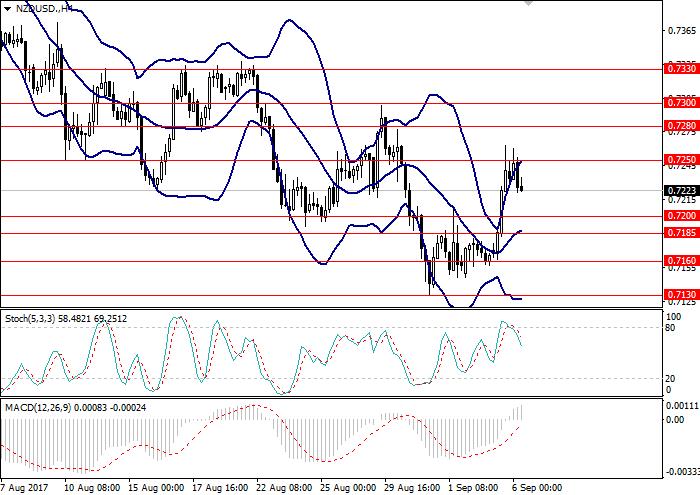 NZD/USD: общий обзор