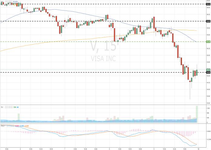 Visa Inc. (V/NYSE/S&P500)