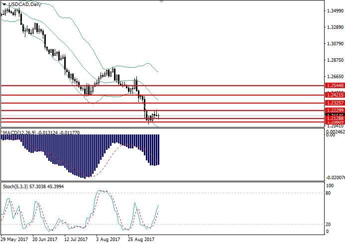 USD/CAD: общий обзор