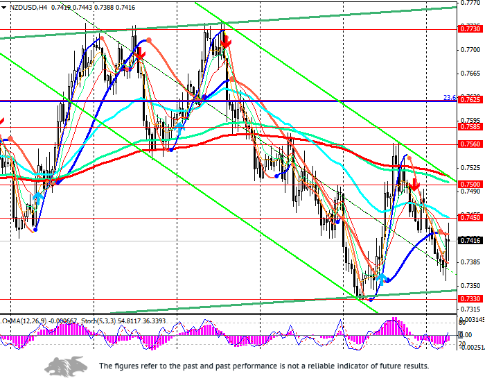 NZD/USD: volatility on Tuesday is too high
